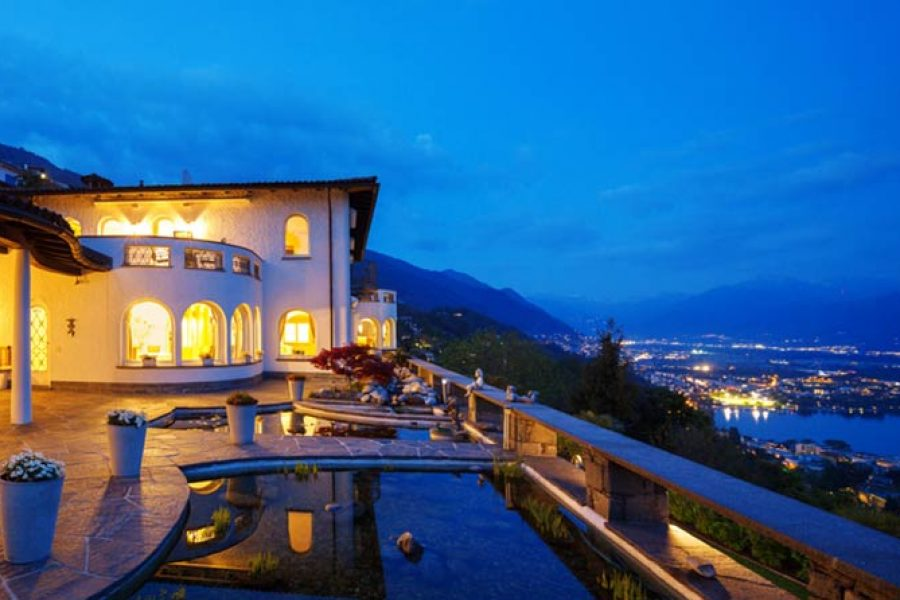 The 5 Most Luxurious Homes